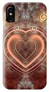 Chocolate Heart IPhone Case