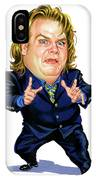 Chris Farley IPhone Case
