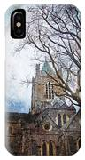 Christ Church Cathedral Dublin IPhone Case