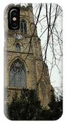 Christ Church Cathedral  IPhone Case