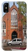 Christ Church Of England In Amsterdam IPhone Case