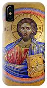 Christ Pantocrator -- No.4 IPhone Case
