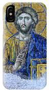 Christ Pantocrator II IPhone Case
