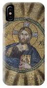 Christ Pantocrator Surrounded By The Prophets Of The Old Testament 1 IPhone Case