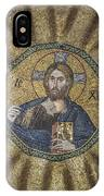 Christ Pantocrator Surrounded By The Prophets Of The Old Testament 2 IPhone Case