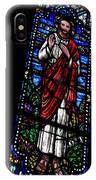 Christ Window IPhone Case