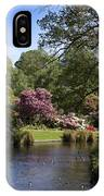 Christchurch Botanic Gardens New Zealand IPhone Case