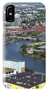 Christina Riverfront IPhone Case