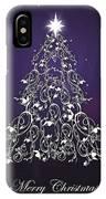 Christmas 1-13 IPhone X Case