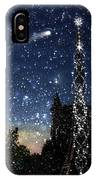 Christmas Baroque IPhone Case