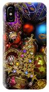 Christmas Beauty IPhone Case
