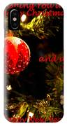 Christmas Best IPhone Case