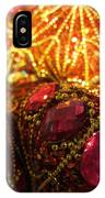 Christmas Blingbling IPhone Case