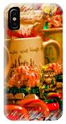 Christmas Candies IPhone Case