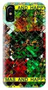 Christmas Cards And Artwork Christmas Wishes 66 IPhone Case