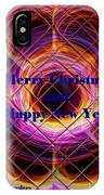 Christmas Cards And Artwork Christmas Wishes 75 V IPhone Case