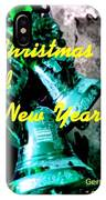 Christmas Cards And Artwork Christmas Wishes 76 IPhone Case
