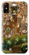 Christmas Chandelier IPhone Case