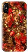 Christmas Dazzle IPhone Case