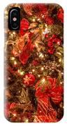 Christmas Dazzle IPhone Case
