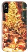 Christmas Eve IPhone Case