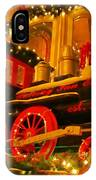 Christmas Express IPhone Case