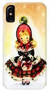 Christmas Girl IPhone Case