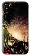 Christmas Glitter IPhone Case