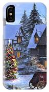 Christmas Homecoming IPhone Case