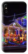 Christmas House IPhone Case