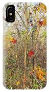 Christmas In Nature IPhone Case