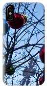 Christmas Is Looking Up This Year IPhone Case