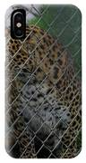 Christmas Leopard I IPhone Case
