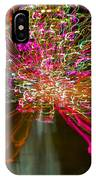 Exploding   Lights  IPhone Case