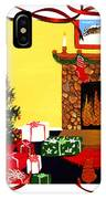 Christmas - Memories - Ribbons - Bows IPhone Case
