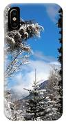 Christmas Morning At Redstone IPhone Case
