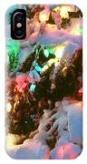 Christmas New Year Santa Claus IPhone Case