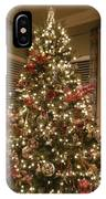 Christmas Past IPhone Case