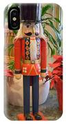 Christmas Sentinel  No 1 IPhone Case
