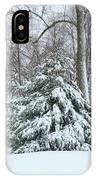 Christmas Snow IPhone Case