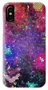 Christmas Stained Glass  IPhone Case