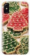 Christmas Sugar Cookies IPhone Case