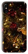Christmas Tree Ornaments 3 IPhone Case