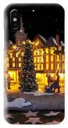 Christmas Village IPhone Case