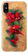 Christmas Wall Hanging IPhone Case