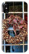 Christmas Wreath IPhone Case