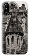 Christs Church - Dublin Ireland IPhone Case