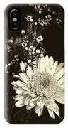 Chrysanthimum IPhone Case