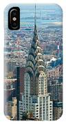 Chrysler Building - Nyc IPhone Case