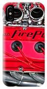 Chrysler Fire Power IPhone Case